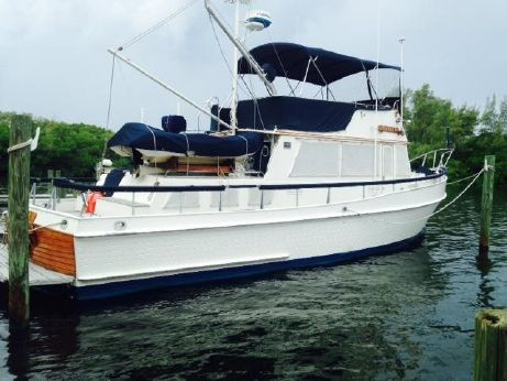 1982 Grand Banks 42 Classic