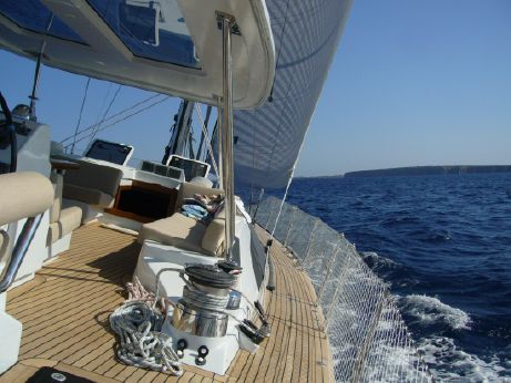 2015 North Wind 68 MEDITERRANEAN DECK