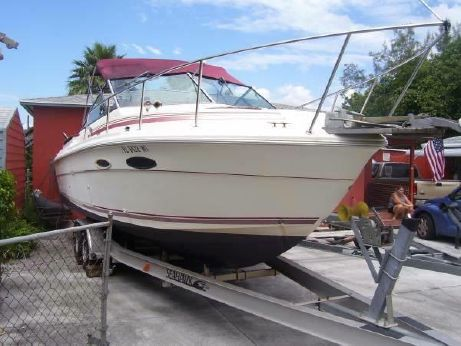 1985 Sea Ray 27 Cruiser
