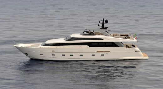2012 Sanlorenzo SL94