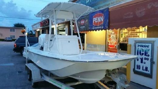 1987 Boston Whaler 17 Montauk