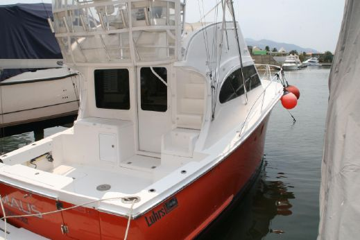 2008 Luhrs Convertible