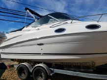 2010 Sea Ray 240 Sundancer Boat