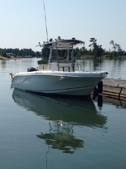 2011 Carolina Skiff Sea Chaser 2100 Offshore Series