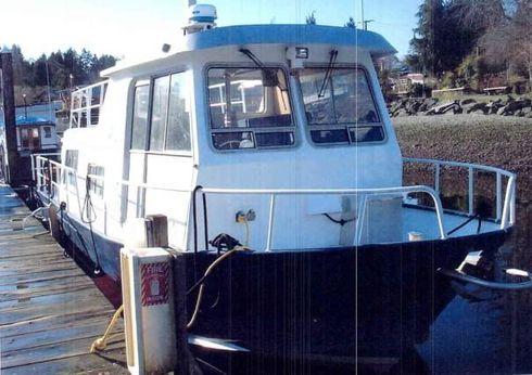 1969 Alcan Houseboat