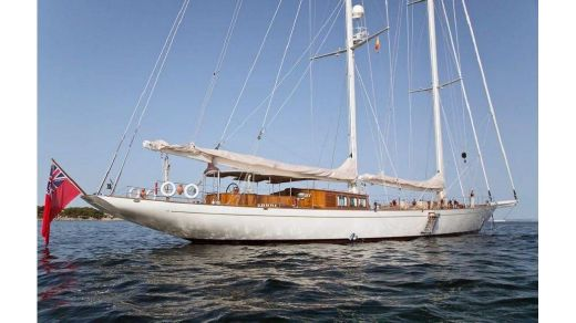 2008 Luxury Sailing Yacht