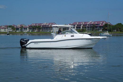2007 Boston Whaler 285 Conquest