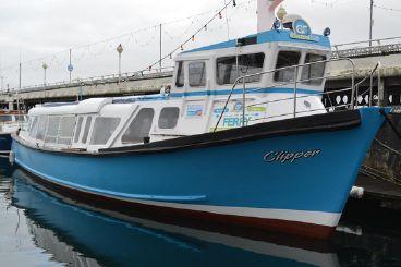 1973 Passenger Vessel 16m