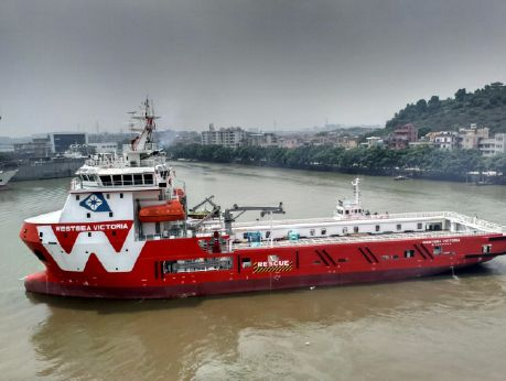 2014 Platform Supply Vessel Diesel Electric Offshore Support Vessel