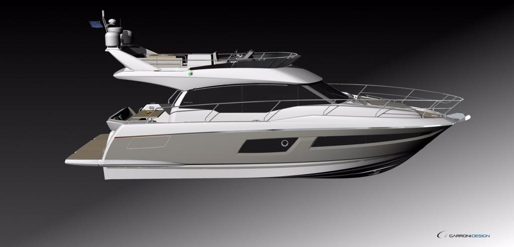 2017 Prestige 460 Power Boat For Sale Www Yachtworld Com