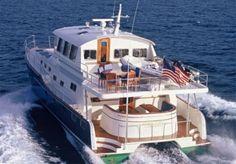 2003 Portsmouth Marine Power Cat 52