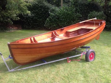 2003 Ian Oughtred Puffin Dinghy