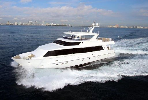 2010 Hargrave Raised Pilothouse