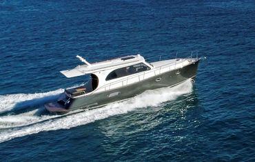 2019 Clipper Motor Yachts Hudson Bay 39