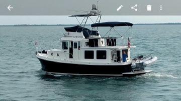 34' American Tug 2009