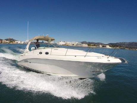 2005 Sea Ray 375 Sun dancer