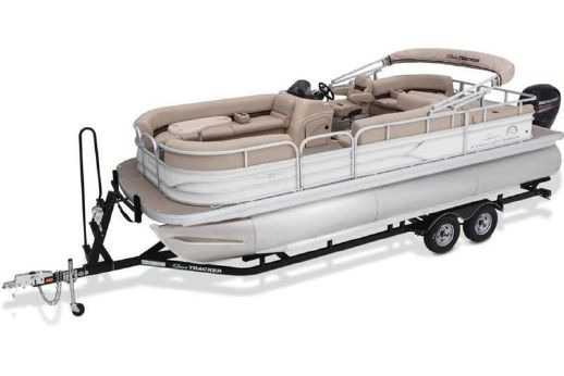 2017 Suntracker PARTY BARGE 22 XP3