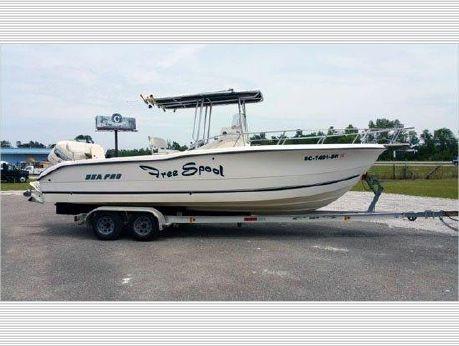 2000 Sea Pro 255 CC
