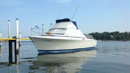 1967 Chris Craft 31 Commander