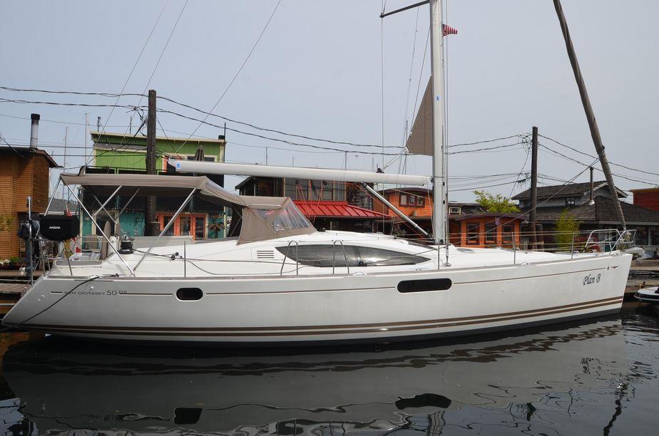 2011 Jeanneau Sun Odyssey 50 DS Sail Boat For Sale - www