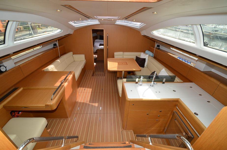2011 Jeanneau Sun Odyssey 50 DS Sail Boat For Sale - www yachtworld com