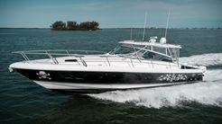 2009 Intrepid 475 Sport Yacht REPOWERED