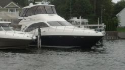 2005 Sea Ray 550 Sedan Bridge