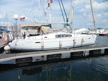 2012 Beneteau Oceanis 43