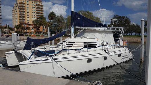 2005 Manta 42 MkII Sail Catamaran