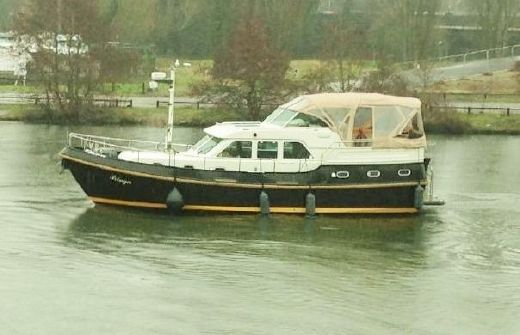 2003 Linssen Grand Sturdy 410 AC Dutch Steel Cruiser