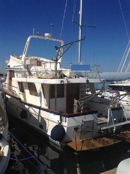 1988 King Yacht SEA RANGER 50