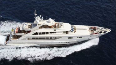 2005 Isa Yacht ISA 470