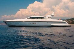 2008 Overmarine Mangusta 108
