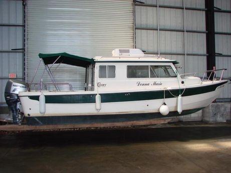2007 C Dory 25 Cruiser