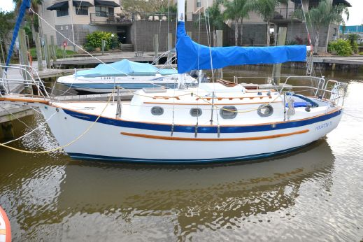 1985 Pacific Seacraft Dana 24