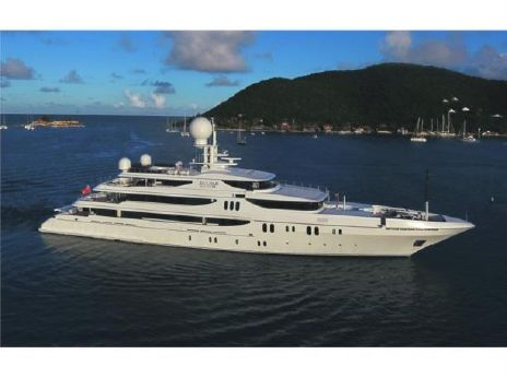 2010 Codecasa Mega Yacht