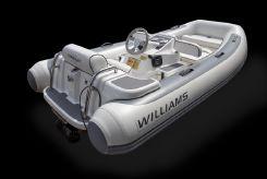 2015 Williams Jet Tenders Turbojet 325