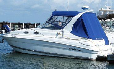 2002 Wellcraft Martinique,  Sea Ray, Formula