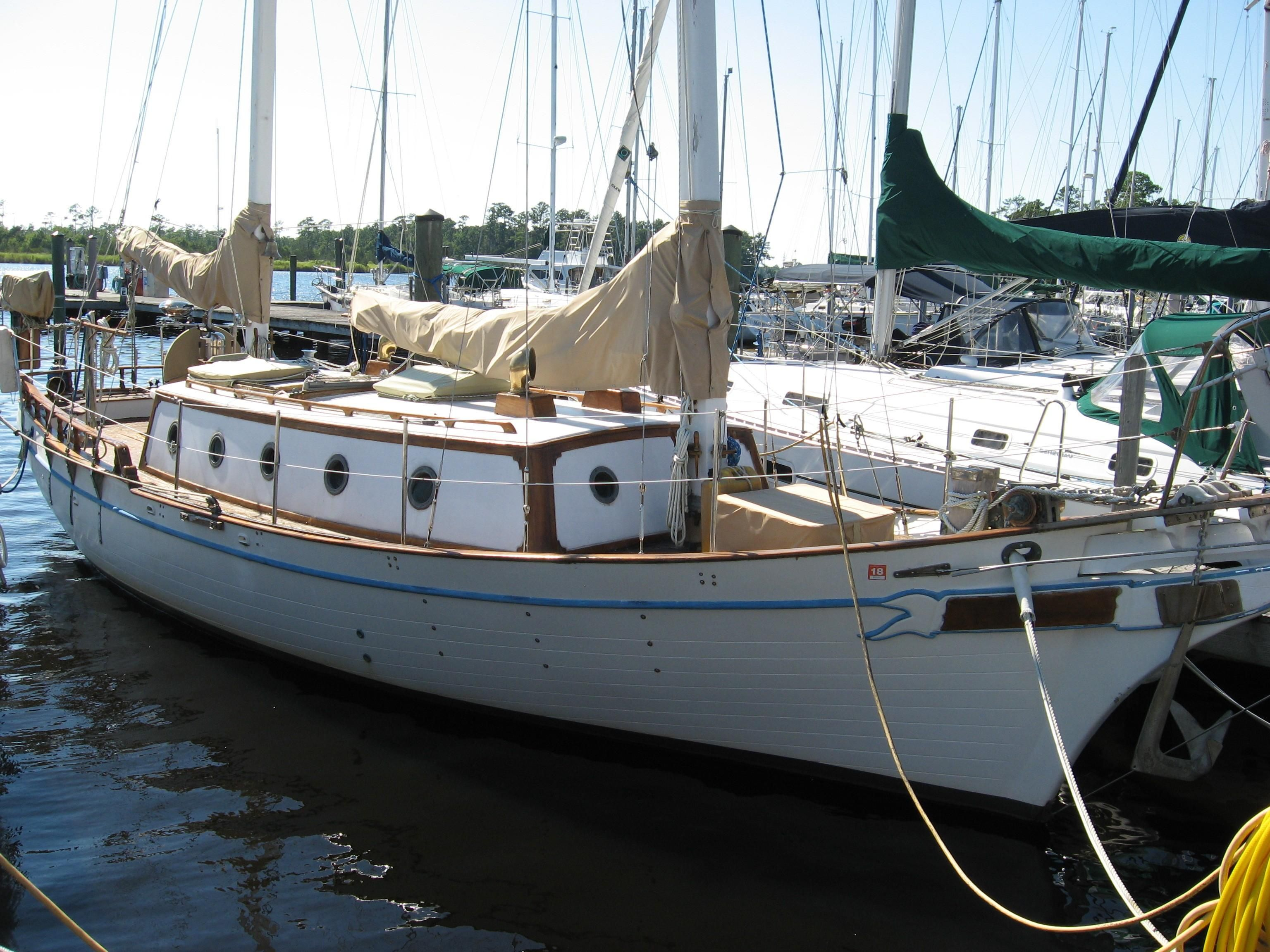 Advanced Diesel Anchorage >> 1981 Formosa Ketch Sail New and Used Boats for Sale - www.yachtworld.co.uk