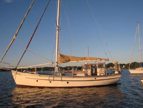 1985 Cape George Pilothouse Cutter