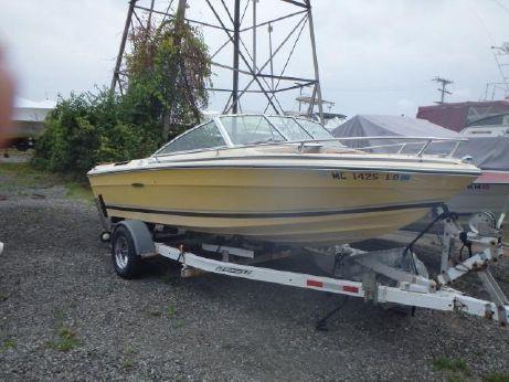 1980 Sea Ray 17 Bowrider