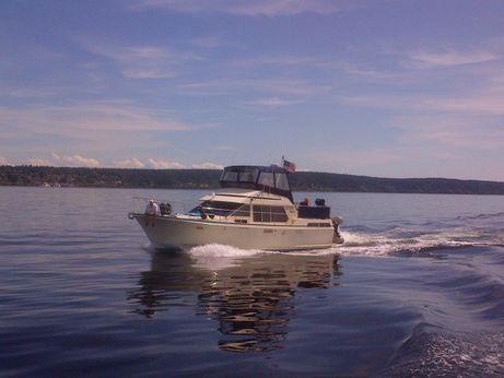 1985 Tollycraft 40 Sundeck Motor Yacht