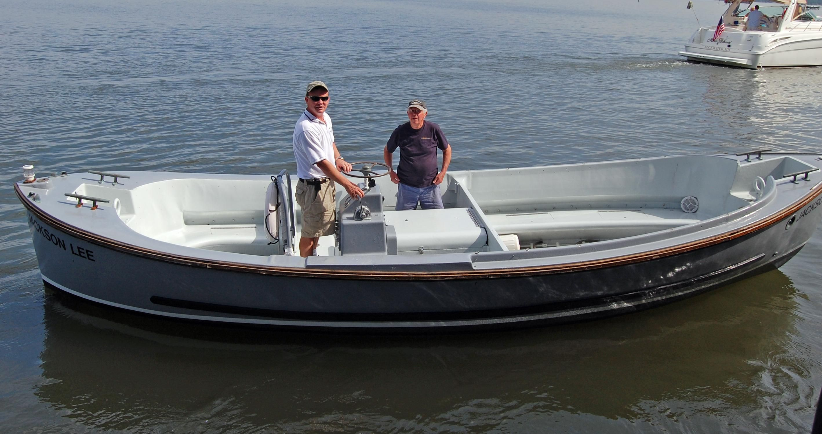 1974 whale boat power boat for sale for Motors for boats for sale
