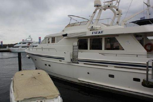 1989 Lowland Lowland Yacht 66 Alu