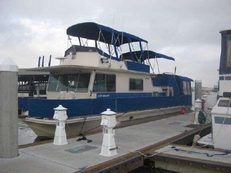 1980 Delta Clipper Houseboat