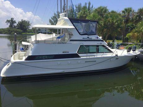 1993 Hatteras 42 Cockpit Motor Yacht