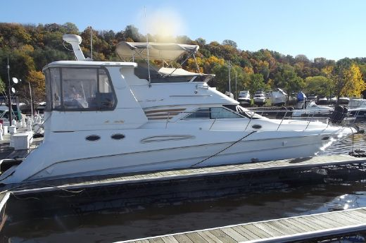 2000 Sea Ray 420 Aft Cabin