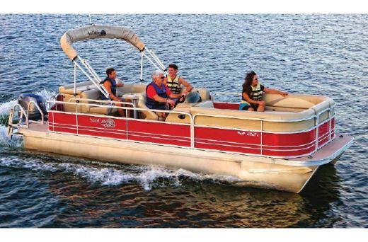 2013 G3 Sun Catcher V322 Cruise