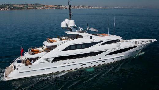 2011 Isa Yacht 500