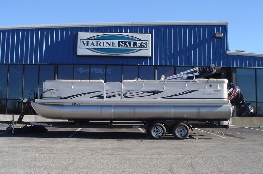 2007 South Bay 8525 CR Tritoon